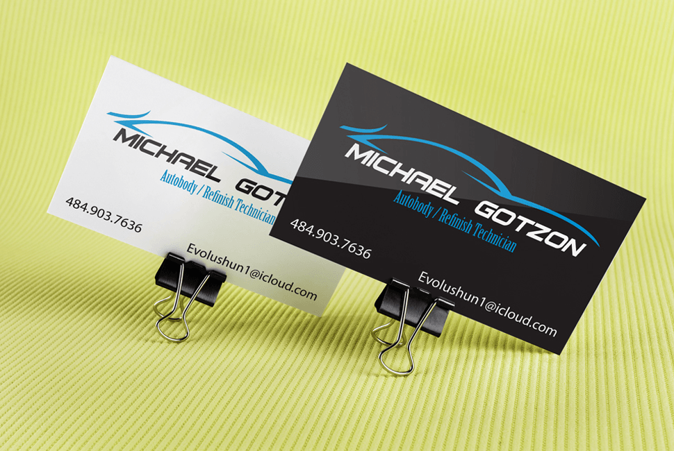 Michael Gotzon Business Cards