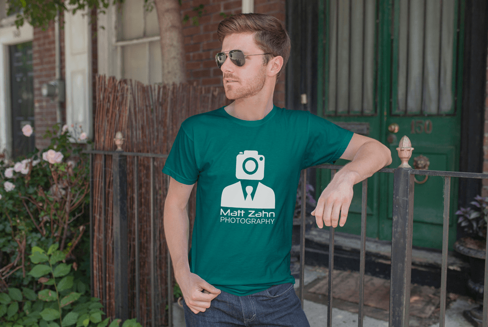 Matt Zahn Photography T-Shirt