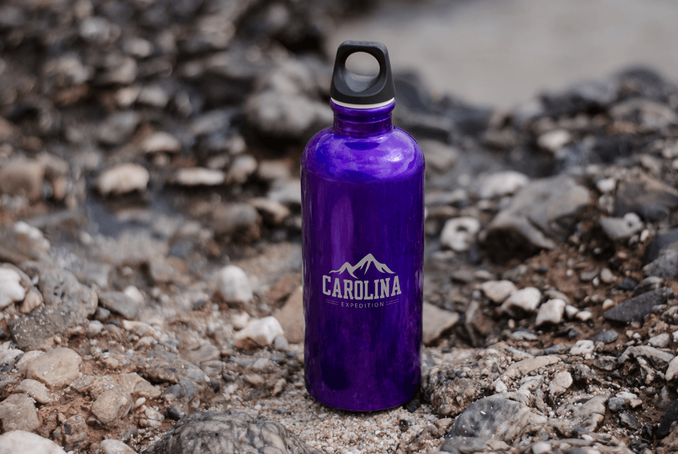 Carolina Expedition Water Bottle